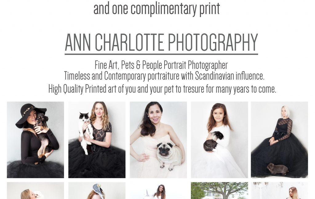 Summer Offer!!! Book Now for half Price on your Portrait Session.